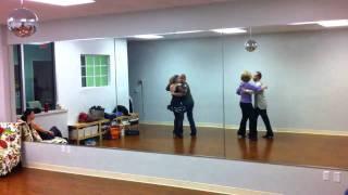 Bachata Dress Rehearsal