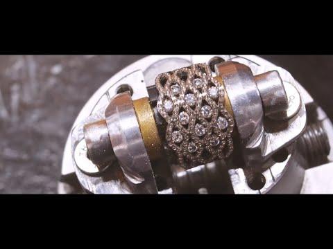 Handmade Multi Diamond Ring – Birmingham