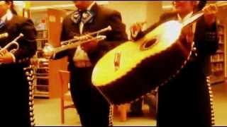 Mariachis at Library