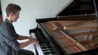 Sam Smith: Stay With Me (Elliott Spenner Piano Cover)