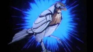 'The Silverhawks' Original Intro