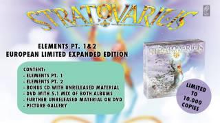 """Stratovarius """"Elements Pt. 1&2 (Reissue 2014)"""" Content Trailer"""