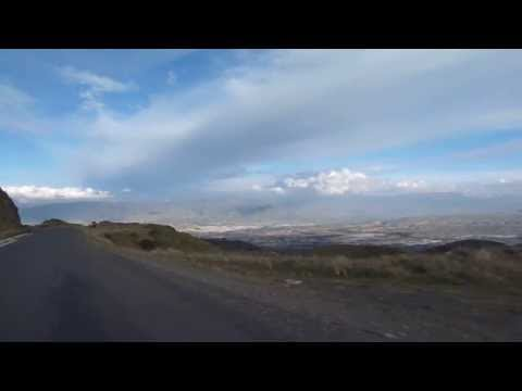 ADV Motorcycle Riding in Ecuador — Quilotoa to Latacunga by Ecuador Freedom Bike Rental
