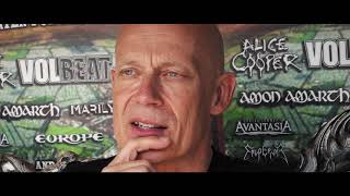 ACCEPT release third album trailer! The connection with the rise of chaos in our world.