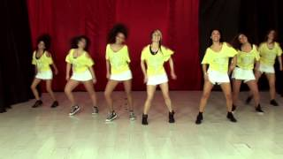 Coreografía de Live It Up de Jennifer Lopez Ft. Pitbull / TKM