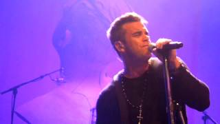 Robbie Williams Eternity, not full song, but still lovely! Live Southend 16/9/12