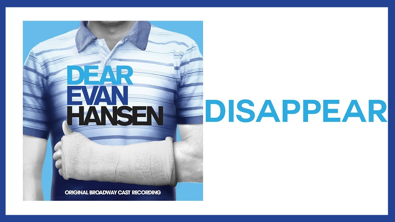 Dear Evan Hansen Tour Tampa Bay 2018