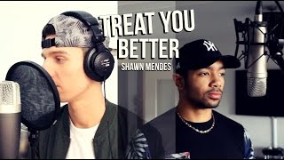 Shawn Mendes - Treat You Better (Cover by Victor podcast ft. Valentin Yomba)