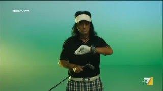 "Spot ""Golf"" di Apple Watch per l'Italia (15"")"