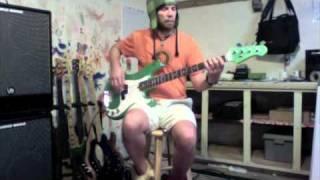 james brown - cold sweat pt 1 (benard odum)bass cover