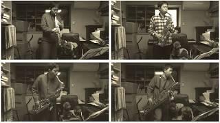 The Chordettes - Mr. Sandman - Saxophone Quartet Cover
