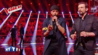 The Voice 2016 | Antoine, Clément, MB14 et Slimane -  Lean On (Major Lazer) | Finale