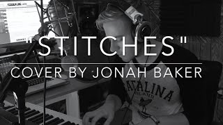 Stitches - Shawn Mendes (piano cover by Jonah Baker)