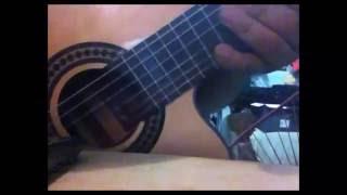 Lloraras Oscar de Leon Cover Guitarra