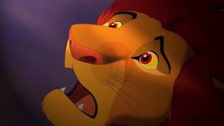 Lion King {I just died in your arms tonight}