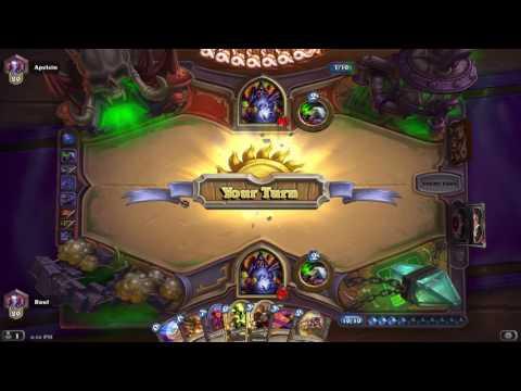 Tutorial - Cum sa joci un meci de Hearthstone de 15 minute