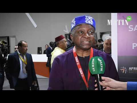 Video : Déclaration de Hari Tomi Davies, président de l'African Business Angels Network