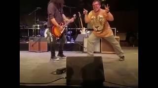 Welcome To The Jungle Live - Slash ft. Jack Black 2017
