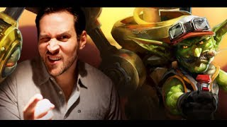 Building the Nexus: The voice of Gazlowe