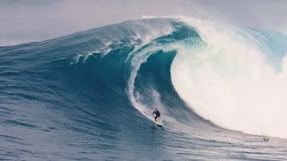 Kai Lenny and Torsten Durkan On Surfing Jaws | In The Zone