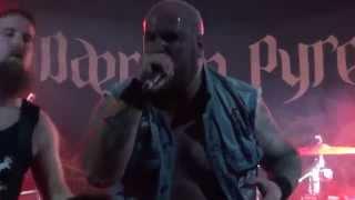 "DAEMON PYRE - ""Darkened Perceptions featuring Jason Peppiatt"" Video Clip"