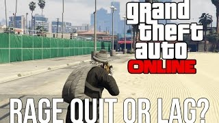 GTA 5 ONLINE - 1v1 || BST, Rage quit, and lies!