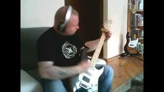 Airbourne- Live It Up (rhythm guitar cover)