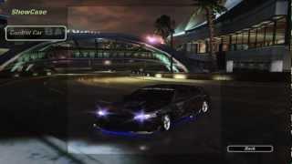Need For Speed: Underground 2 - DVD Cover #3 - Underground Speed Zone (Stage 3)