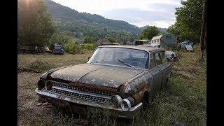 Serbian abandoned and forgotten villages