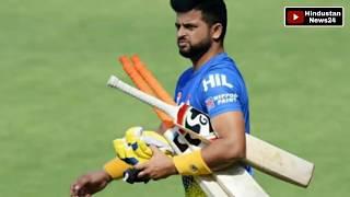 IPL 2019 | Chennai Super King's | Suresh Raina scored a century in practice match