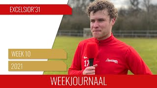 Screenshot van video Excelsior'31 weekjournaal - week 10 (2021)