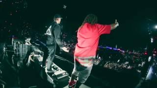 Flosstradamus live @ EDC Las Vegas 2017