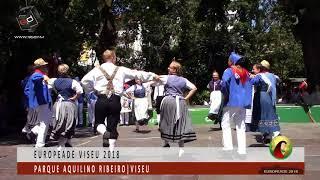 Europeade Viseu 2018 | Conferência de Imprensa no Parque Aquilino Ribeiro
