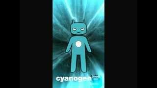 cyan tone remix