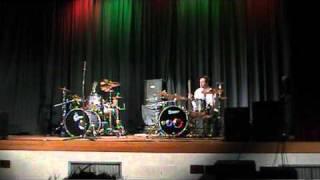 Drum Cover Let It Die Foo Fighters 2 Drummers!