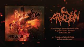Immolation feat Tanner Revak (OFFICIAL SINGLE)