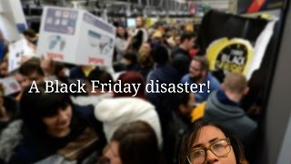A Black Friday Disaster!