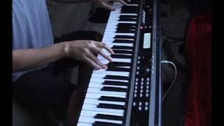 AMIGA MI ENEMIGA ( BANDA KAÑON ) - TOCADA EN VIVO - TECLADO