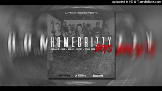 Homegrizzy Boyz - La Trampa Records (Alemán, Dee, Brray, Fntxy, Yoga Fire) (Link De Descarga)