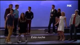 Glee- we are young español