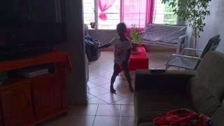 Dance azonto  P-Square alingo