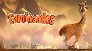 Curta Animação 4k - Caminandes - 1 Llama Drama 2160p