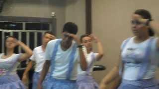 Coreografia - Dança do Canguru - Aline Barros