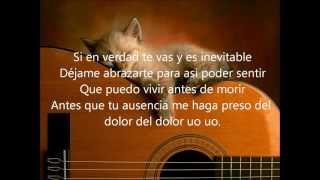 Zacarias Ferreira- Te Lo Pido A Grito (Letra)
