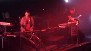 The Crystal Method Live Show - The Tabernacle, Atlanta, GA