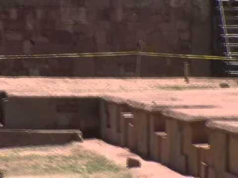 Viaje por Sudamerica di Giacomo Sanesi. Tiwanaco (BOL). 01620 – sito archeologico 2