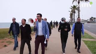 #Coronavirus : Rabat se mobilise et s'organise pour renforcer les mesures de prévention