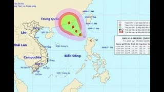 เวียดนามเข้มรายงานพยากรณ์อากาศช้าปรับเกือบแสน