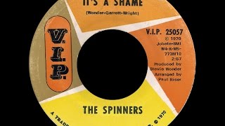 The Spinners ~ It's A Shame 1970 Disco Purrfection Version