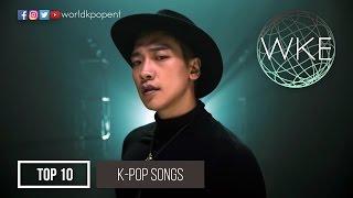 Top 10 K-Pop Songs (January 16 - 22, 2017)